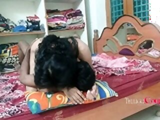 Telugu Couple Fucking In Their Bedroom